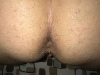Nice ass and asshole
