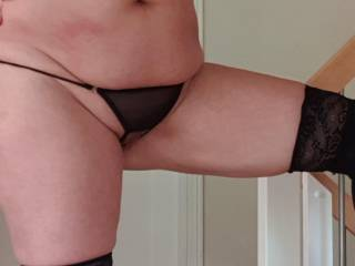 Got my self a new pair of stockings