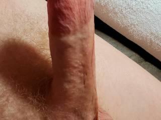 lovely big hard stiff mushroom head dick cock penis balls