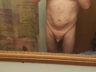 freshly shaved and ready6 for you