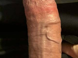 Pulling Out My Cock