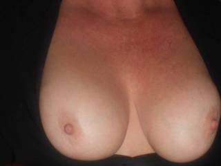 How about a couple of ladies tongues and a nice cock on these. What do you think?