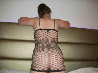Love your hot little ass in your naughty little outfit