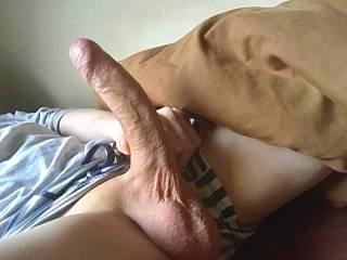 Hope you like a hooded dick...