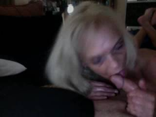 slut wife loves sucking and fucking husbands new friend