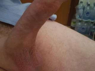 Shaved cock as requested by some lady members, hope you like