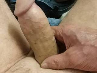 Jacking off  cock was looking at all the hot cocks