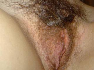 OMG, I love it!!! I like this wet unshaved pussy, I want to lick it to make you cum