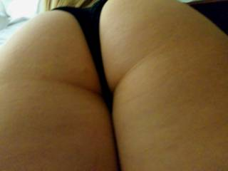 Picture looking straight up my ass to help you boys get hard for me