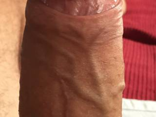My mans sexy cock. What do you think?