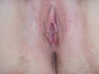 this is my vagina!! i used to hate the look of it, but learning to love it! lol